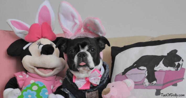 Dolly loves Minnie