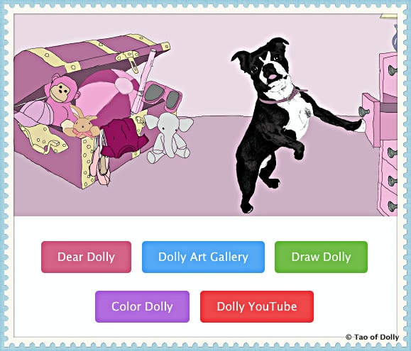 Dolly for Kids Frame