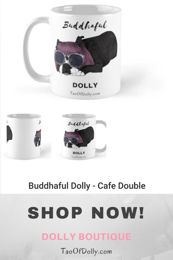 Dolly Boutique - Dolly Buddhaful Cafe Double Mug