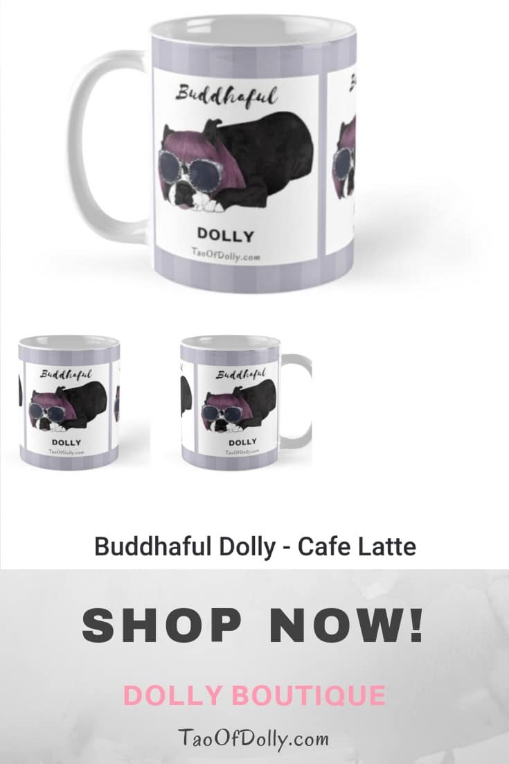 Dolly Boutique - Dolly Buddhaful Cafe Latte Mug