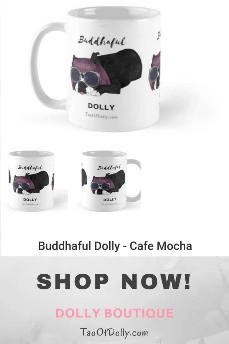 Dolly Boutique - Dolly Buddhaful Cafe Mocha Mug