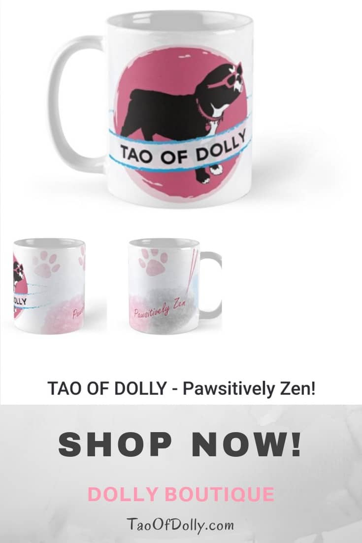 Dolly Boutique - Tao of Dolly Mug